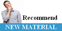 Recommend New Materials