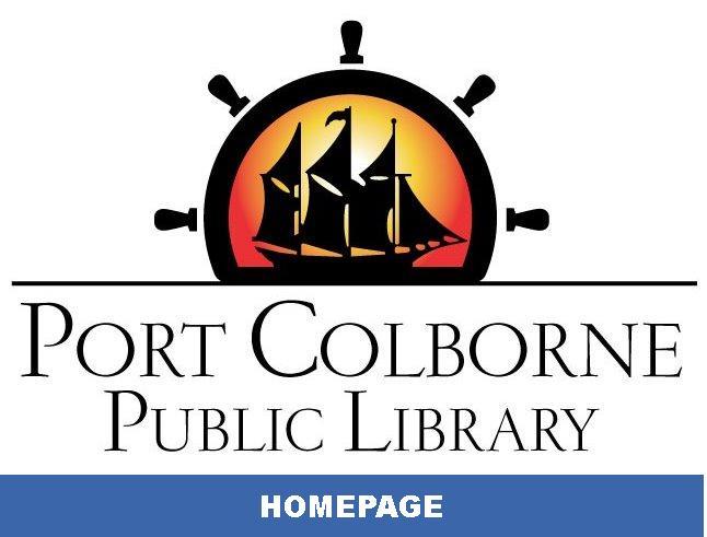 Port Colborne Library Homepage
